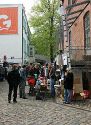 Flohmarkt Poppenbüttel