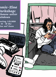 Online Comic-Zine Workshop: Zuhause unter Lockdown