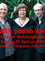 Waks: Yiddish Voices
